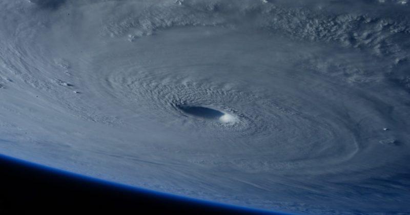 Oko hurykánu