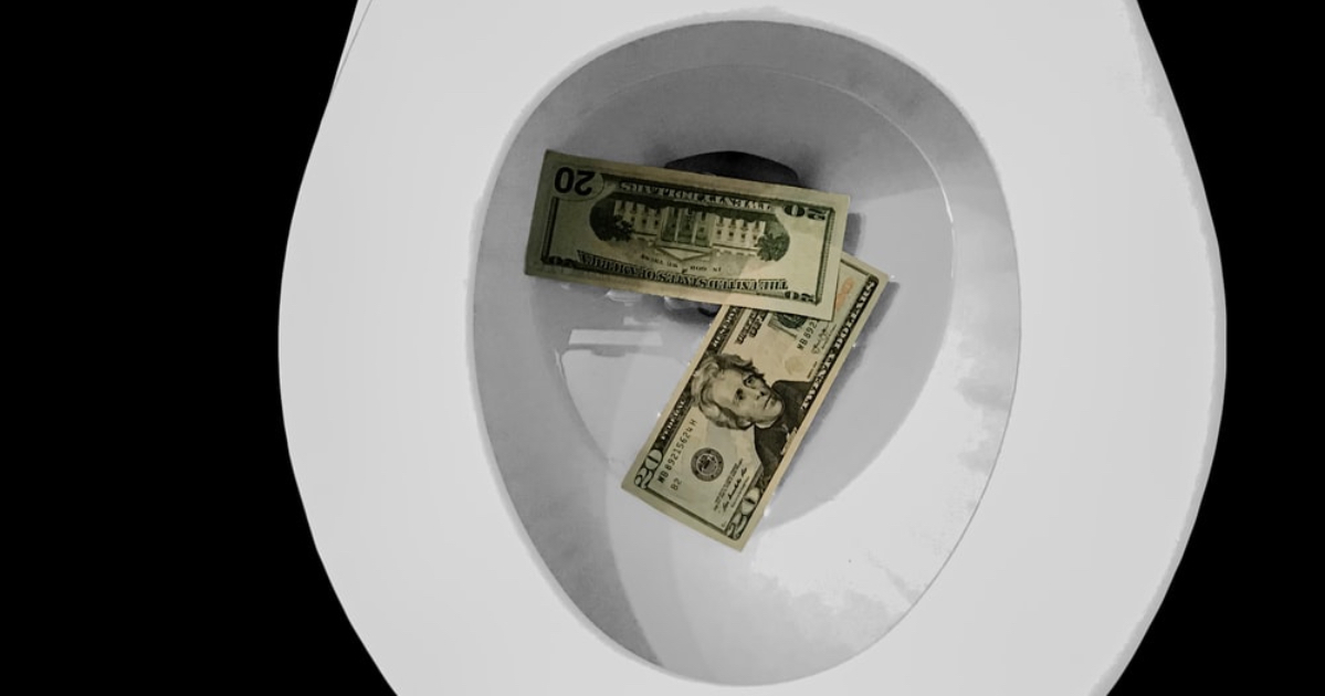 Pojisteni v bance zachod