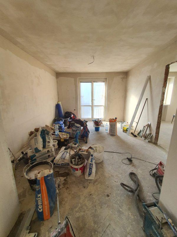 Během rekonstrukce 2