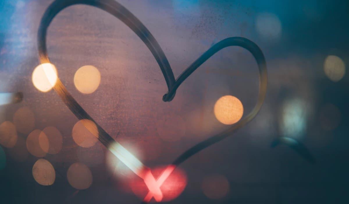 srdce pece o vztah
